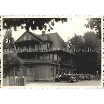 72088416 Sitzendorf Thueringen HO Hotel zur Linde Sitzendorf Schwarzatal