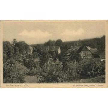 41455359 Paulinzella Blick von der Neuen Linde Rottenbach Thueringen