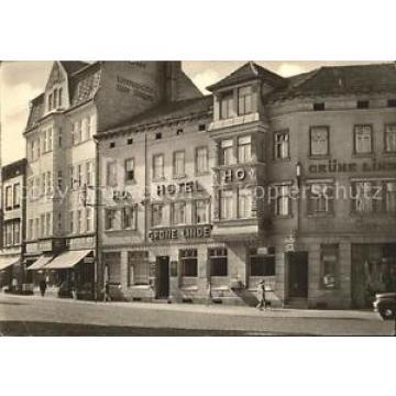72030683 Muehlhausen Thueringen HO Hotel Gruene Linde Muehlhausen Thueringen
