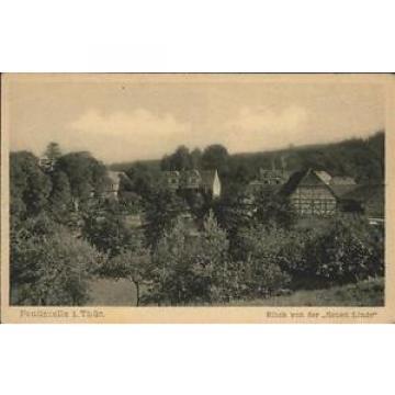 41455367 Paulinzella Blick von der Neuen Linde Rottenbach Thueringen