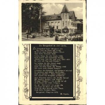 40932707 Rengsdorf Rengsdorf Westerwald Hotel zur Linde x Rengsdorf