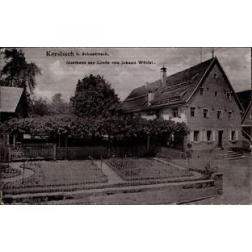 Ak Kersbach Neunkirchen in Bayern, Gasthaus zur Linde, Johann... - 10054351