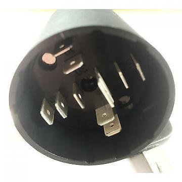 7915492632  Linde  forklift ignition switch + 2 x   keys. Next Day Delivery Uk