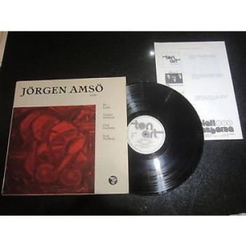 BO LINDE TORSTEN SORENSON OLOF GULLBERG SVEN MELLBERG LP TON ART JORGEN AMSO