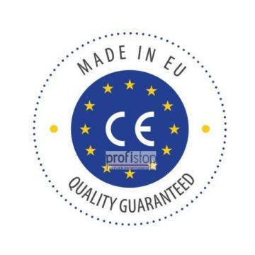 Lap belt static 2 point Linde Forklift tested! Made in Europe