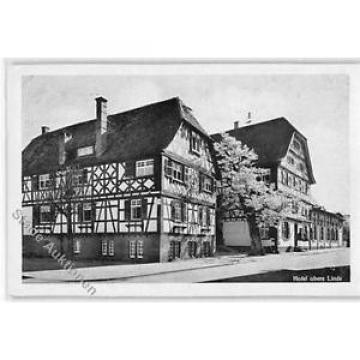39105778 - Oberkirch im Schwarzwald. Hotel obere Linde ungelaufen  Gute Erhaltun