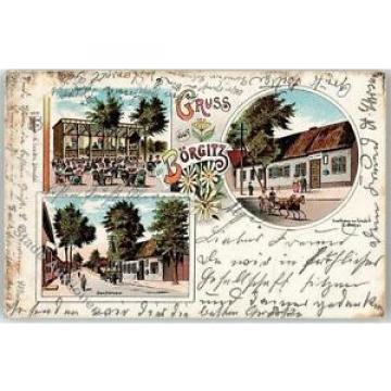 52374393 - Boergitz Gasthaus Zur Linde E.Bettge