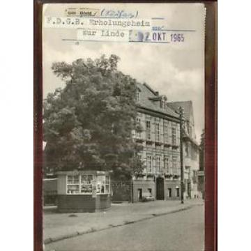 41428091 Ilfeld Ilfeld Suedharz FDGB Erholungsheim Zur Linde Ilfeld Suedharz