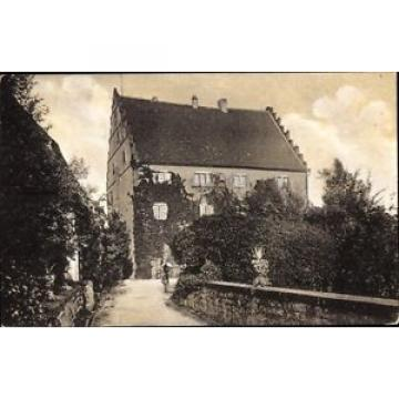 Ak Bürg Neuenstadt an der Linde, Aufgang zum Schloss - 10125330
