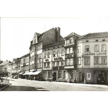 72069649 Muehlhausen Thueringen HO Gaststaette Gruene Linde Thomas Muentzer Stad