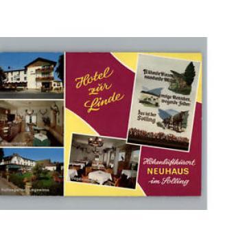 31130202 Neuhaus Solling Hotel zur Linde Holzminden