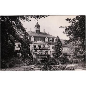 Ansichtskarte Bad Gottleuba-Berggießhübel Paul-Linde-Haus 1963
