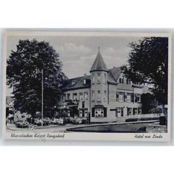 51296697 - Rengsdorf , Kr Neuwied Hotel zur Linde, Terasse Preissenkung