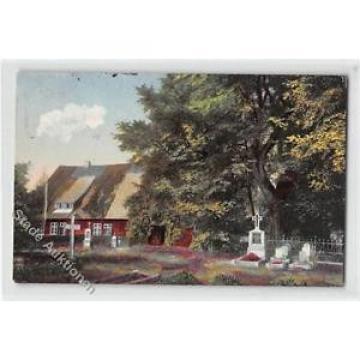 39124758 - Jesteburg in der Lueneburger Heide. Pfarrhaus mit 400jaehriger Linde