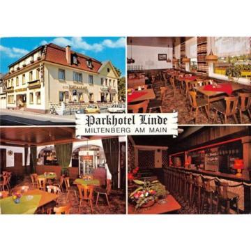 GG8567 parkhotel linde miltenberg am main   germany hotel restaurant
