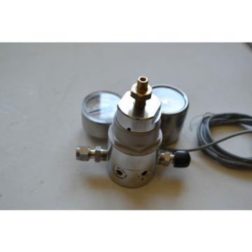 Linde Impresión Regulador+Afriso-euro Resorte Del Diafragma Manómetro RF50IK1.2