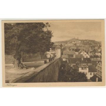 AK _ Tübingen - Blick von der Schloß Linde _Kleinformat _ai495