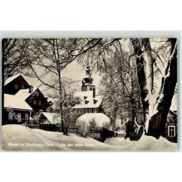51920167 - Grossbreitenbach Winter An der alten Linde