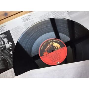 Hans Martin-Linde - Mozart: Violin Sonatas ( Flute ) - EMI digital LP, 27 0548