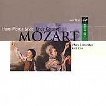 MOZART Flute Concertos K313, K314 HANS-MARTIN LINDE CD Like New w Saw Cut VIRGIN