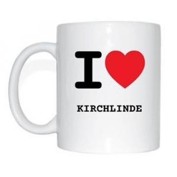 I love KIRCH-LINDE Tasse à café