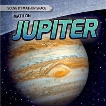 Math on Jupiter by Barbara M. Linde Library Binding Book (English)