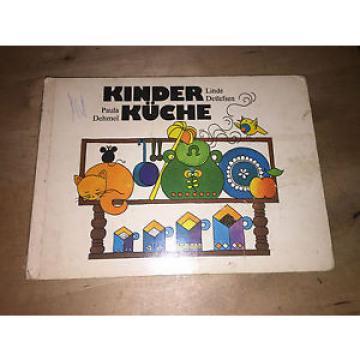 Kinderküche Kinder-küche , Linde Detlefsen , DDR - Paula Dehmel