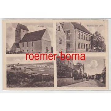 75675 Mehrbild Ak Gruß aus Laas Gasthaus zur Linde u.a. um 1930