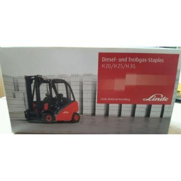CONRAD  1/25 - #2785  LINDE H20/H25/H30 - FORKLIFT TRUCK - Near mint, boxed
