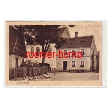 80777 Ak Zeuckritz Sa. Gasthof zur Linde 1924