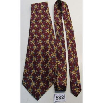 USED  or NEW SILK TIES - MISCELLANEOUS THEMES inc heavier boxed items
