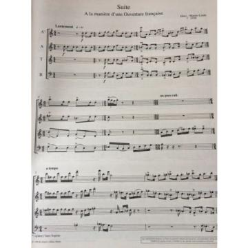 Linde - Suite - für Blockflöten-Quartett