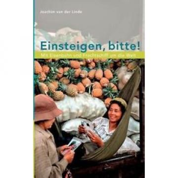 NEW Einsteigen, Bitte ! by Joachim Van Der Linde Paperback Book (German) Free Sh