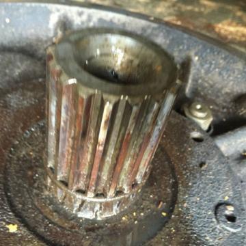 Linde Vg2-1135 5623120015 Pumpenverteilergetriebe Liebherr 962