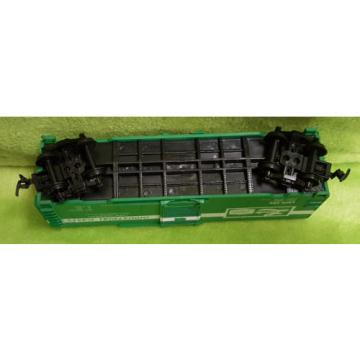 Life Like HO Scale 8475 40' Box Car Linde Union Carbide Car - Boxed