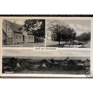 Gruß a.Leutenthal/Buttelstedt,Gasthof Zur Linde,tolle Ansichtskarte