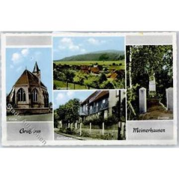 51230736 - Meimerhausen Gasthaus zur Linde , Kriegerdenkmal  Preissenkung