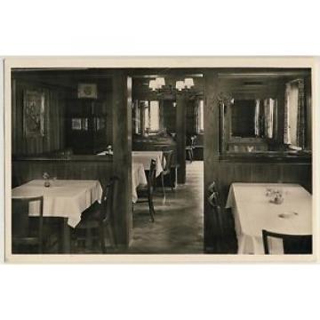 STETTEN REMSTAL Weinstube Metzgerei Linde / Herbert Idler * Foto-AK um 1950