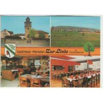 """Ak  ESCHENSTRUTH   Gasthaus  """"ZUR  LINDE""""   ( .. 34 191)"""