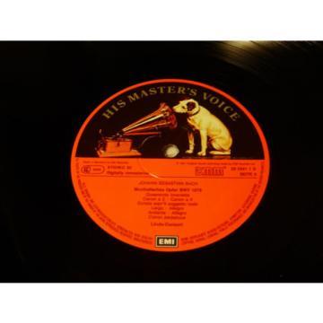 EL2903411 Johann Sebastian Bach ~ Musical Offering - LINDE-CONSORT - Mint LP #B