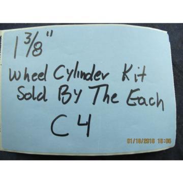 """1 3/8"""" Wheel Cylinder Rebuild Kit FC3607 Linde, Taylor Dunn & Others"""