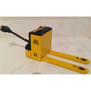 OM Pimespo (= Linde Marke)TL Carter & Carter 1/25 Gabelstapler Stapler forklift