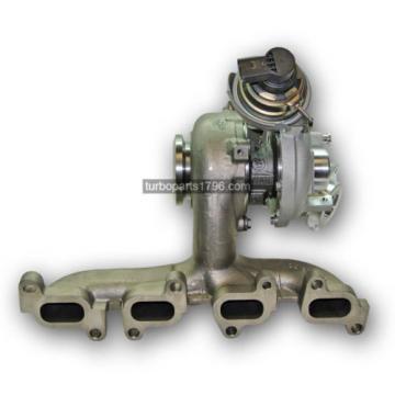 804485-5002S Original VW Industrie Turbolader Linde Stapler 2X0253019D 2.0 liter