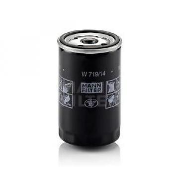 Original MANN-FILTER Ölfilter Oelfilter W 719/14 Oil Filter