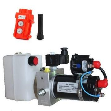 PPD-24-800-76 24VDC hydraulic single acting power pack 2000psi