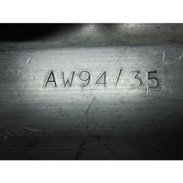 NEW SAUER SUNSTRAND HYDRAULIC PUMP # TAU22-90/33 5DC007R0W-E/4N