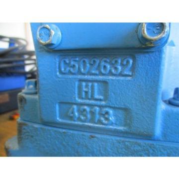 NEW VICKERS HYDRAULIC PUMP PVQ40B2RSE1S10C2110