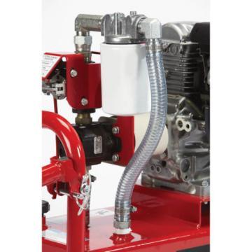 Hydraulic Power System - Portable - Honda Engine - 5.6 Gallon - 7 GPM - 900 PSI