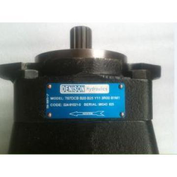Denison triple pump T67DCB B20 B25 Y11 3R00 B1M1