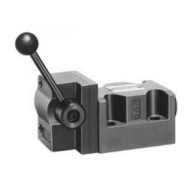 Manually Operated Directional Valves DMG DMT Series